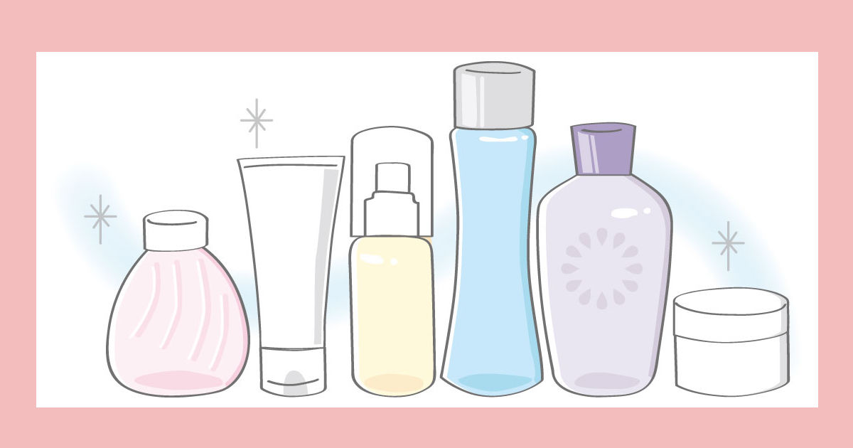 化粧品、スキンケア